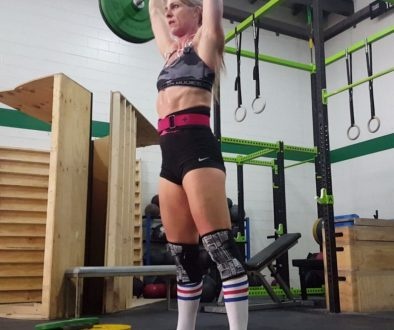 ohs crossfit