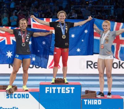 australia crossfitters