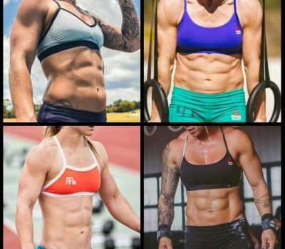 muscles with crossfit